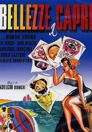 Bellezze a Capri 1952