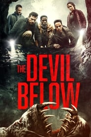 The Devil Below (2021) poster