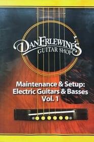 Dan Erlewine's Maintenance & Setup: Electric Guitars and Basses, Vol. 1
