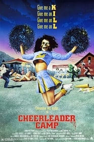 Poster Cheerleader Camp 1988