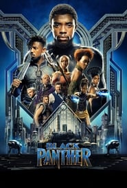 Black Panther [2018][Mega][Latino][1 Link][1080p]