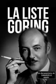 La liste Goring