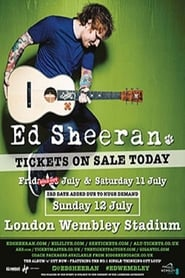 Ed Sheeran - Live At Wembley Stadium