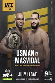 UFC 251: Usman vs. Burns