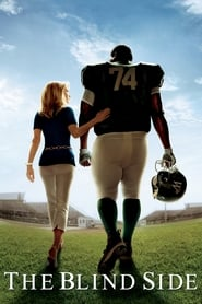 Poster for the movie, 'The Blind Side'