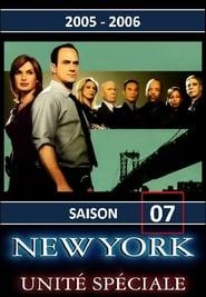 New York Unité Spéciale: Saison 7