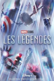 Poster Les Légendes des Studios Marvel 2021