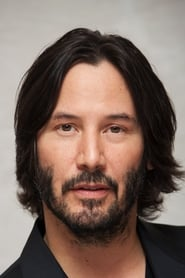 Portrait of Keanu Reeves
