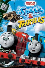 Poster Thomas & Friends: Spills & Thrills 2014