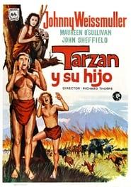 Ver Tarzán y su hijo