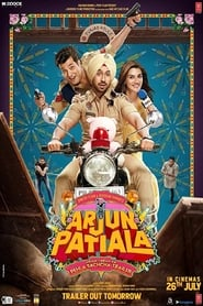 Arjun Patiala 2019 Hindi Movie WebRip 300mb 480p 900mb 720p