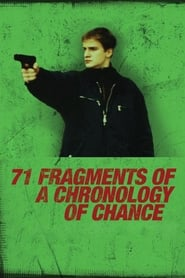 Poster for 71 Fragments of a Chronology of Chance