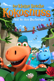 Coconut the Little Dragon 2: Into the Jungle 2018 HD Watch and Download