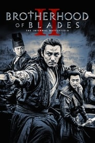 Poster Brotherhood of Blades II: The Infernal Battlefield