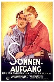 Sonnenaufgang – Lied von zwei Menschen 1927