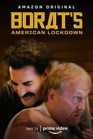 Borat's American Lockdown poster