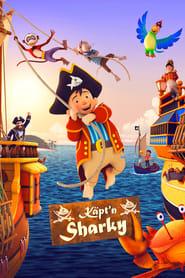 Poster Käpt'n Sharky
