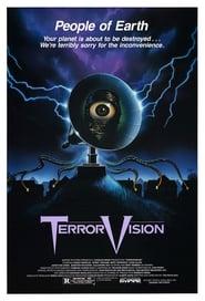 Poster TerrorVision 1986
