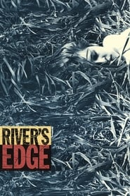 Poster River's Edge 1986