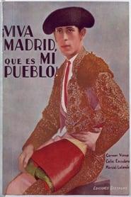 ¡Viva Madrid, que es mi pueblo! 1928