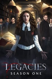 Legacies - Season 1 poster