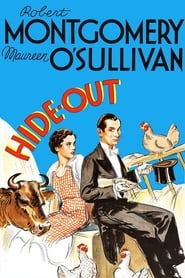 Poster Hide-Out 1934