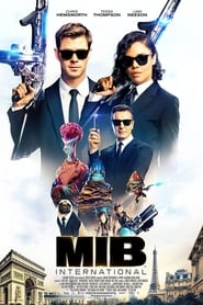 Imagen Men in black: Internacional (HQ-TS) Español Torrent