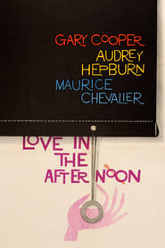 Poster Love in the Afternoon 1957