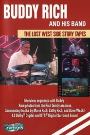 Buddy Rich And His Band - The Lost West Side Story Tapes