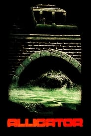 Poster Alligator 1980