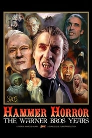 Poster Hammer Horror: The Warner Bros. Years
