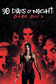 Poster 30 Days of Night: Dark Days 2010