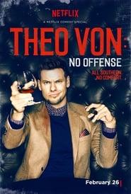 Poster Theo Von: No Offense 2016