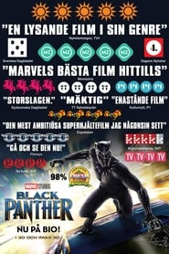 Black Panther - Streama Filmer Gratis