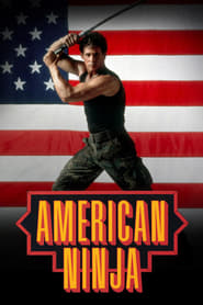 Poster American Ninja 1985