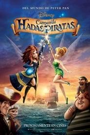 Tinker Bell Hadas y piratas