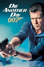 Poster for Die Another Day