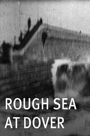 Rough Sea at Dover 1895
