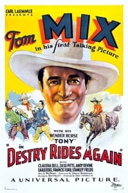 Destry Rides Again poster (1000x1500)