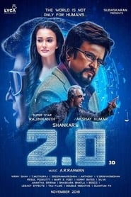Robot 2.0 Hindi Dubbed Full Movie Watch Online