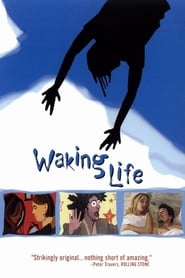 Poster for Waking Life