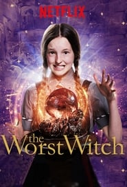 A Pior das Bruxas – The Worst Witch