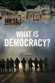 Poster for What Is Democracy?