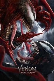 Poster Venom - La furia di Carnage 2021