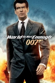 Poster for The World Is Not Enough