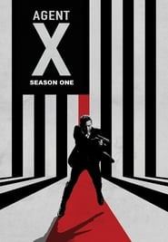 Agent X streaming vf poster