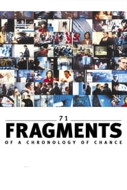 Poster 71 Fragments of a Chronology of Chance 1994