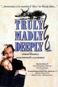 Voir Truly Madly Deeply en streaming complet gratuit   film streaming, StreamizSeries.com