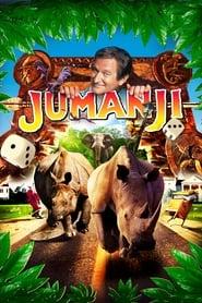 Poster for Jumanji