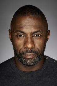 Portrait of Idris Elba